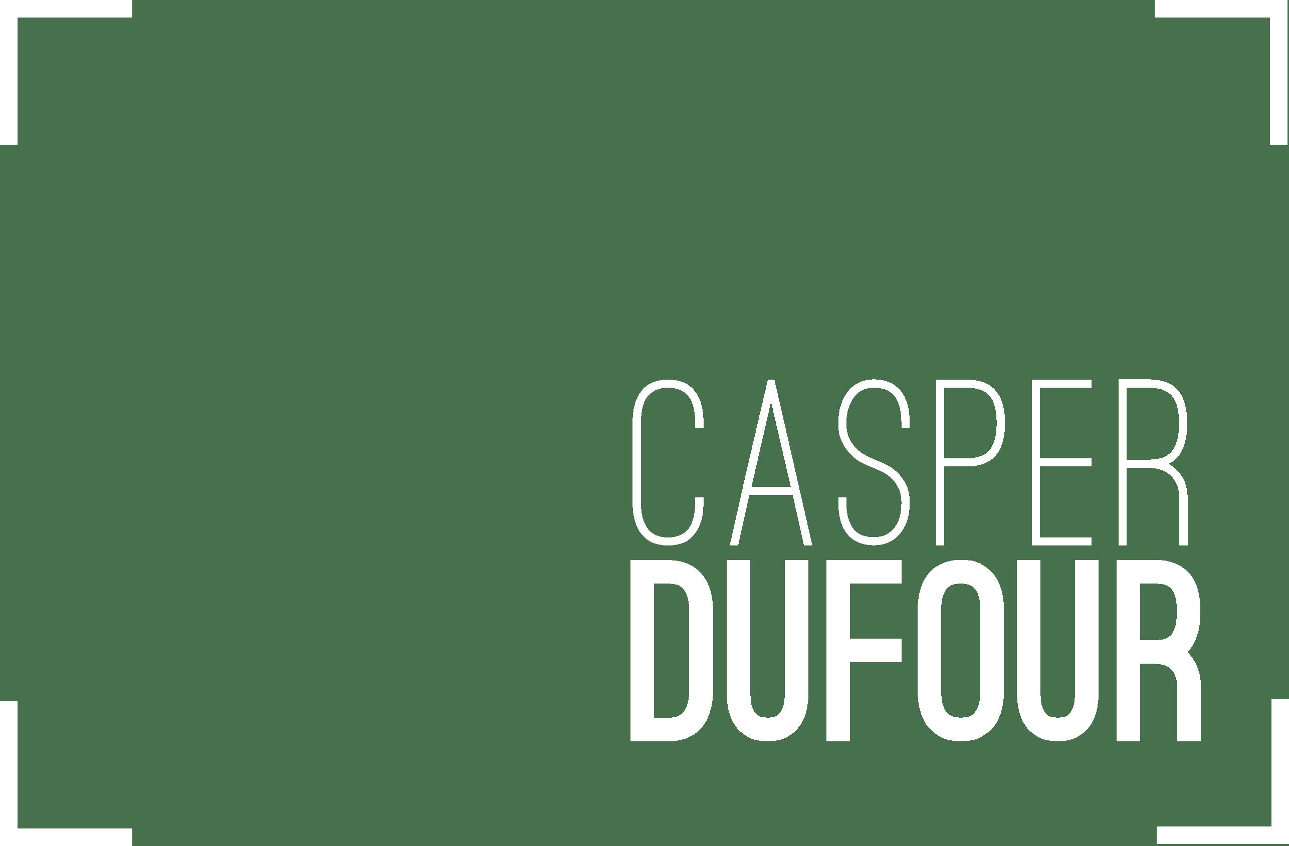 Casper Dufour